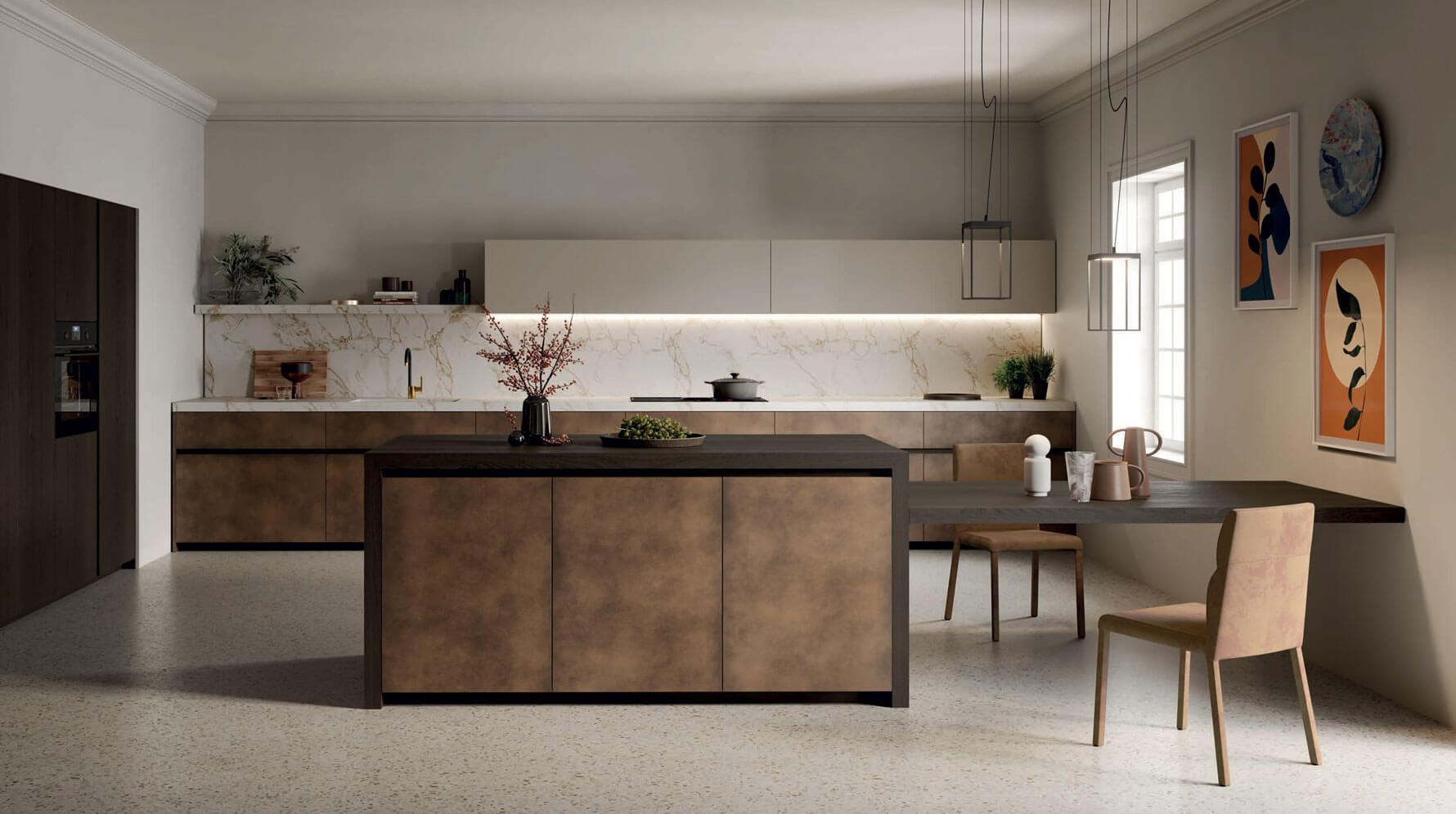 Cuisines-plan-de-travail-design-marbre