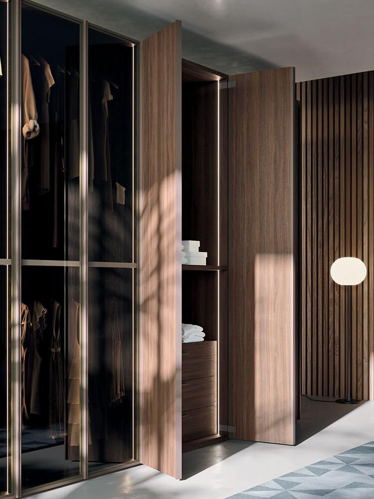 Dressing-Chambre-Bois-noble-design