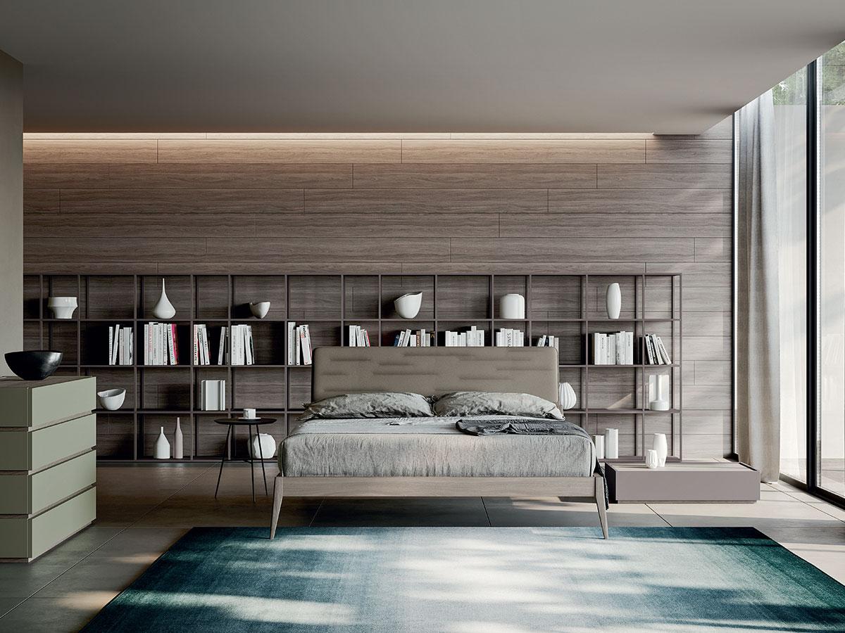 Lit-Design-Aménagement-intérieur-épuré